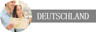 Reisen   Verkehrsanbindungen in Deutschland Logo